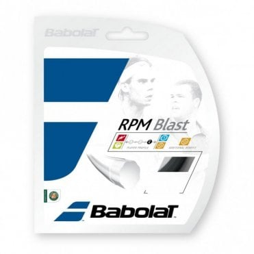 RPM Blast Tennis Racket Re-String Racquet Restringing