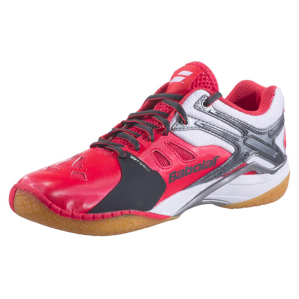 77aedc0f13f ... Babolat Shadow 2 Womens Badminton Shoes Footwear ...