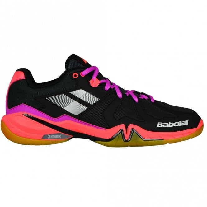 Babolat Shadow Spirit Womens Badminton Shoes 2018
