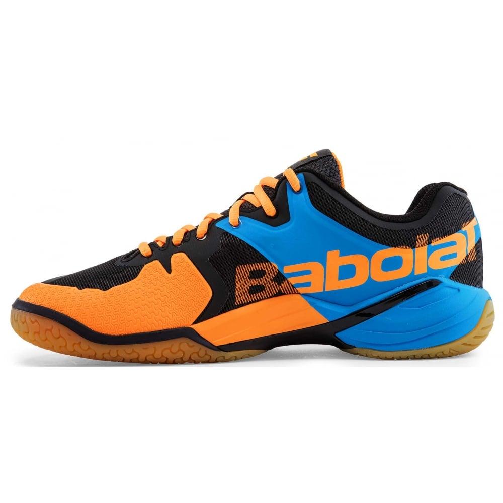 4cbfafc68fe0c Shadow Tour Mens Badminton Shoes 2017 Black/Orange