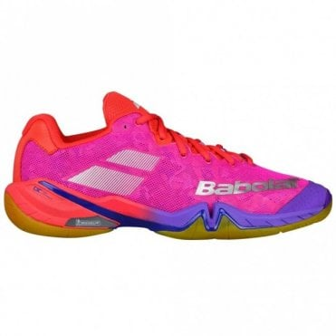 Shadow Tour Womens Badminton Shoes 2018 Pink/Purple