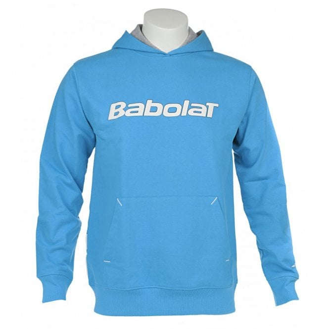 Babolat Sweat Unisex Adult Training Basic Hoody - Blue
