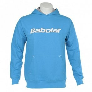 Sweat Unisex Adult Training Basic Hoody - Blue