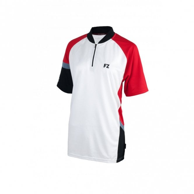 FZ Forza Christer Unisex Polo Shirt White