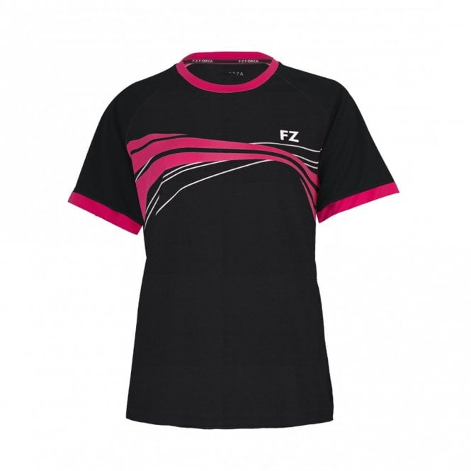 FZ Forza Elisa Tee Ladies Polo Shirt Black