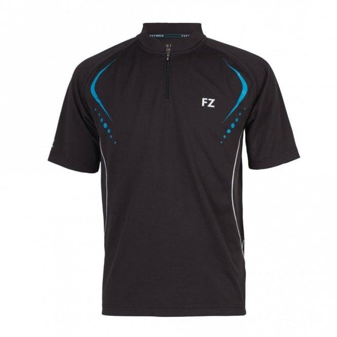 FZ Forza Frank Black Tee Unisex Polo Shirt