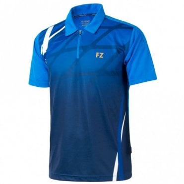 Gage Mens Polo Shirt Blue 2017