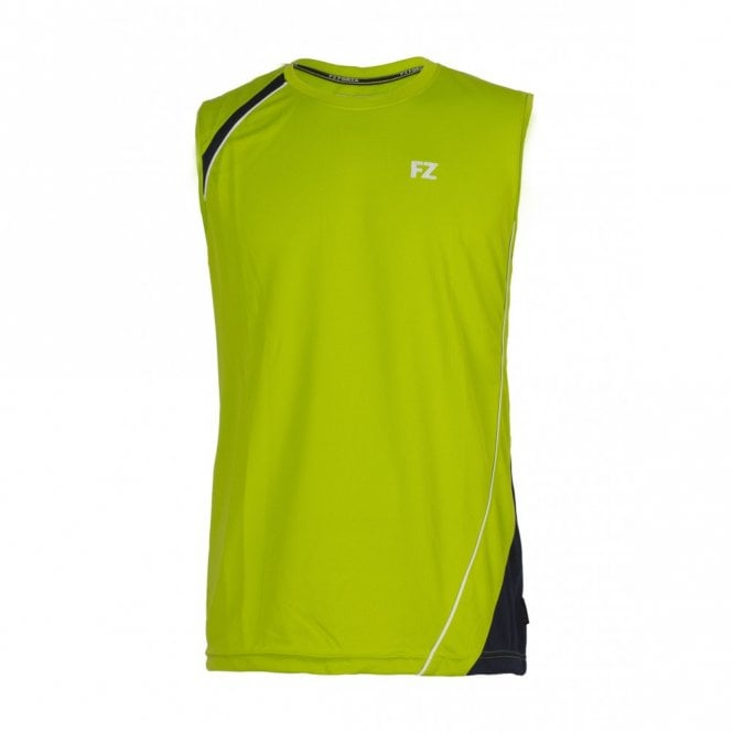 FZ Forza Glen Unisex Sleeveless Shirt lime Green