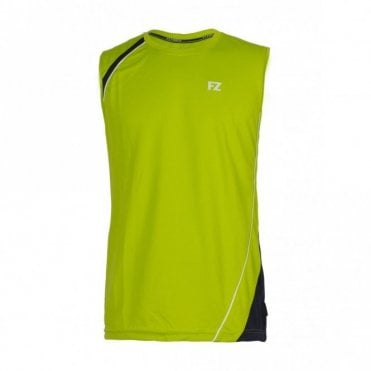 Glen Unisex Sleeveless Shirt lime Green