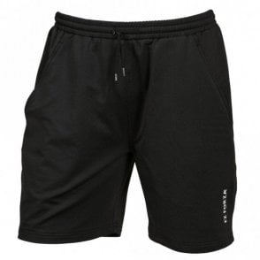 Goose Mens Sports Shorts Black