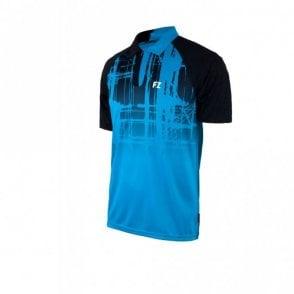 Haakon Unisex Polo Shirt Dresden Blue