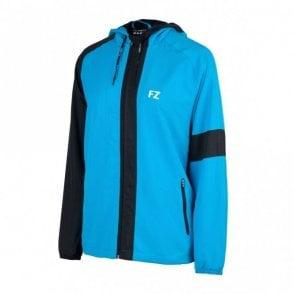 Haane Ladies Jacket Tracksuit Top Blue