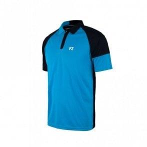 Henry Unisex Polo Shirt Dresden Blue