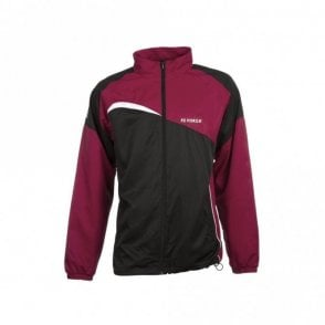 Ian Jacket Tracksuit Top Beet Red