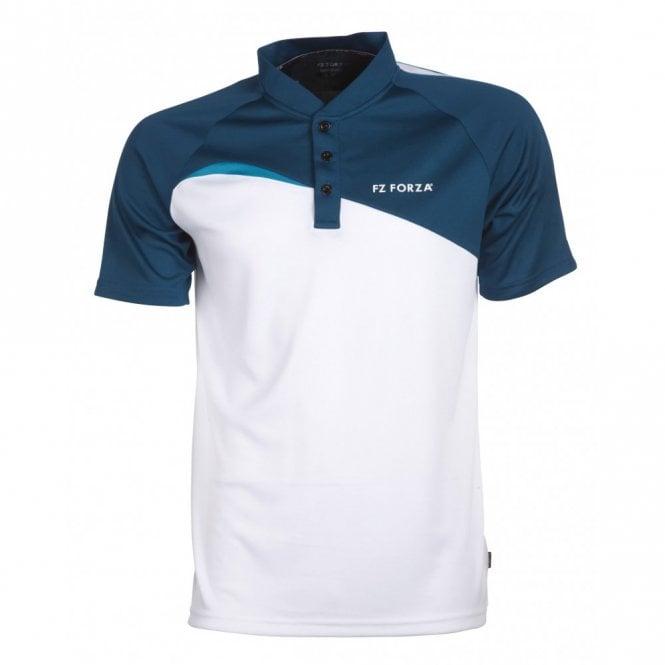 FZ Forza Ice Tee White Unisex Polo Shirt