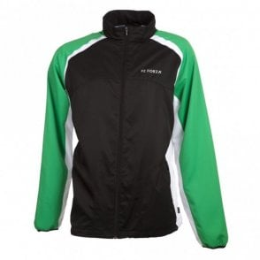 Katja Womens Jacket Tracksuit Top Green