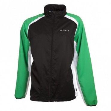 Katja Womens Jacket Tracksuit Top Green