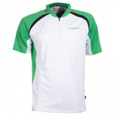 Kent Green Unisex Polo Shirt