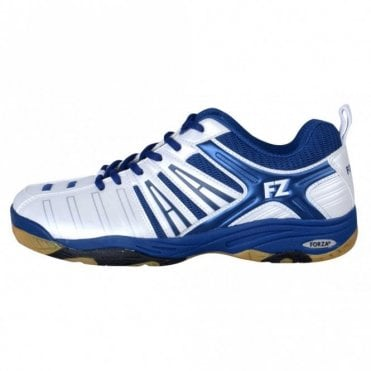 Leander Mens Badminton / Indoor Court Shoes Blue