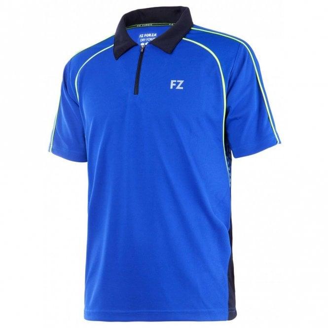 FZ Forza Max Unisex Polo Shirt Tee Blue 2016