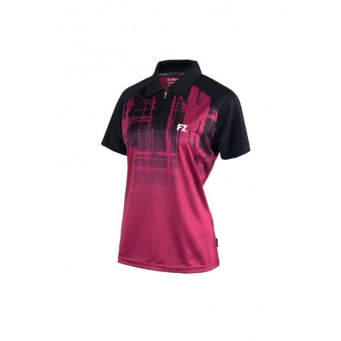 FZ Forza Rosa Ladies Polo Shirt Beet Red