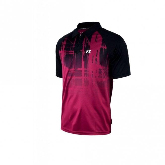 FZ Forza Rune Unisex Polo Shirt Beet Red