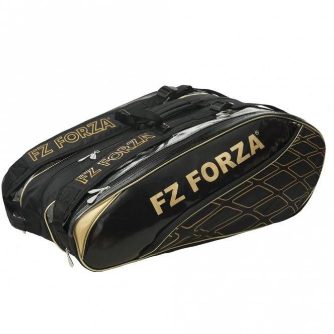 FZ Forza Tryp 9 Racket Bag Badminton / Tennis / Squash Black