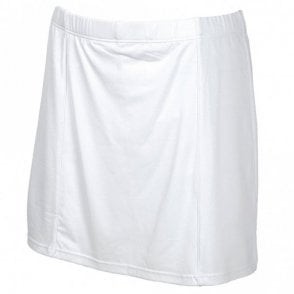Zari Skort Sports Skirt White