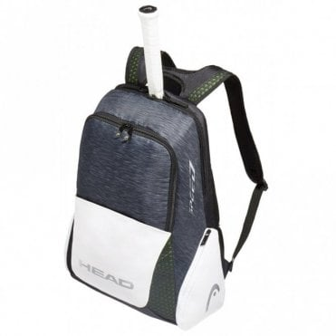 Djokovic Backpack 2019 Black/White