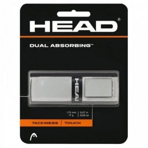 Dual Absorbing Replacement Grip