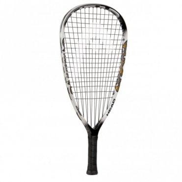 Liquid Metal Hurricane 190 Racketball Racket