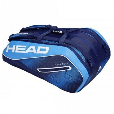 Tour Team Monstercombi 12 Racket Bag 2019 Navy Blue (Instinct)