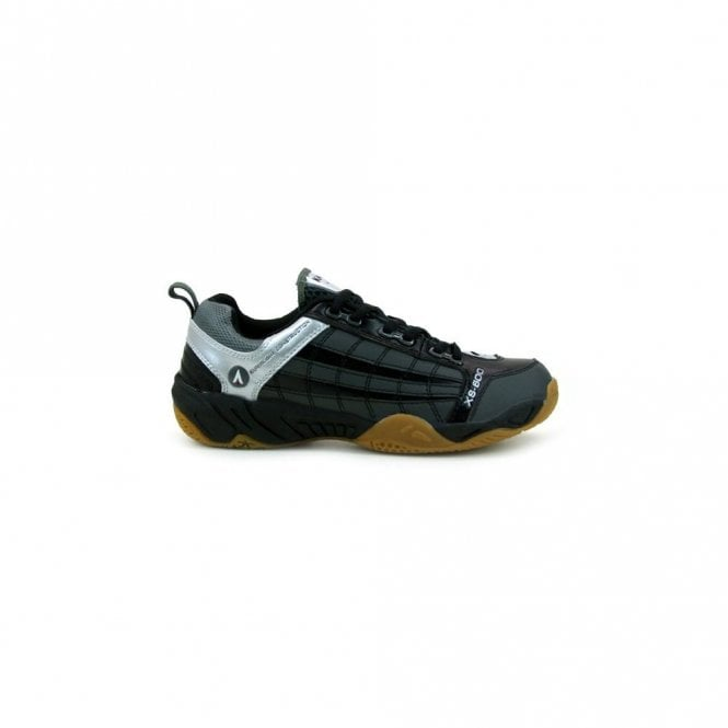 Karakal XS-600 Mens Indoor Court Shoes Black