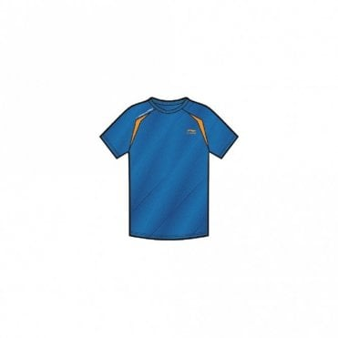 Mens Sports T-Shirt Blue
