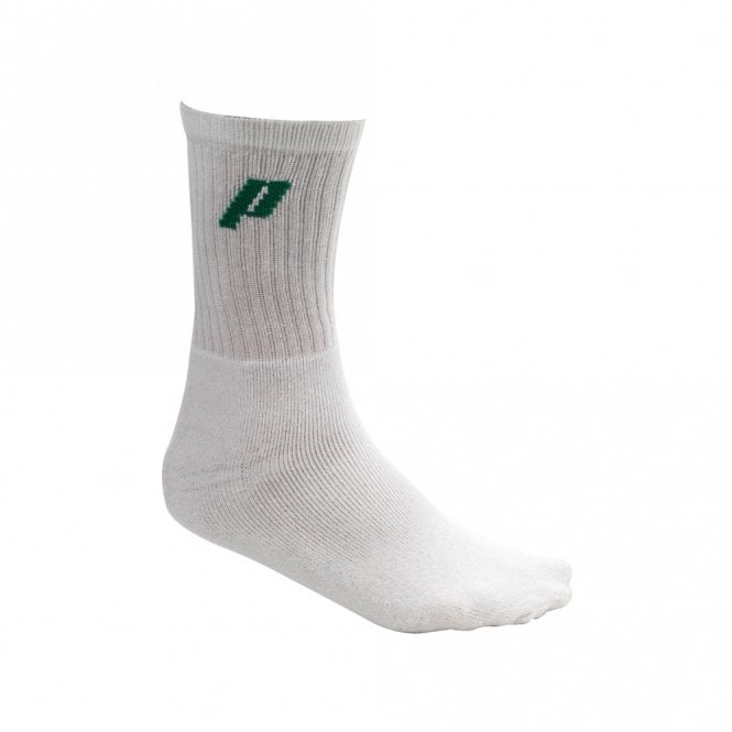 Prince Men's Basic Crew Performance Sports Sock 3 Pack
