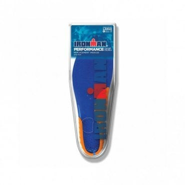 Ironman Performance Gel Insoles Trim-to-Fit