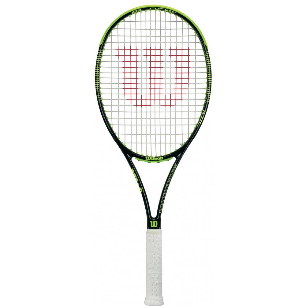 Wilson Blade 101L Tennis Racket 2015 Black/Green 101 Lite