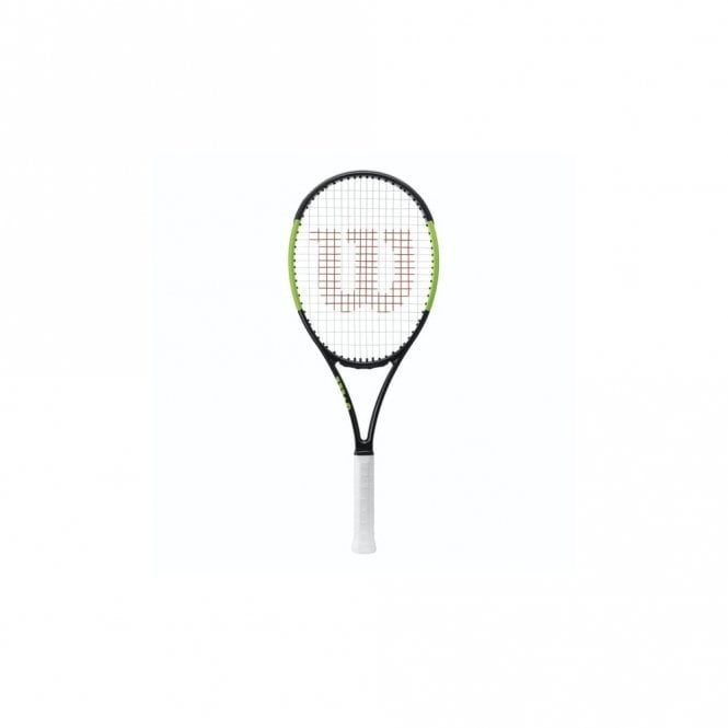 Wilson Blade 101L Tennis Racket 2017 Black/Green 101 Lite