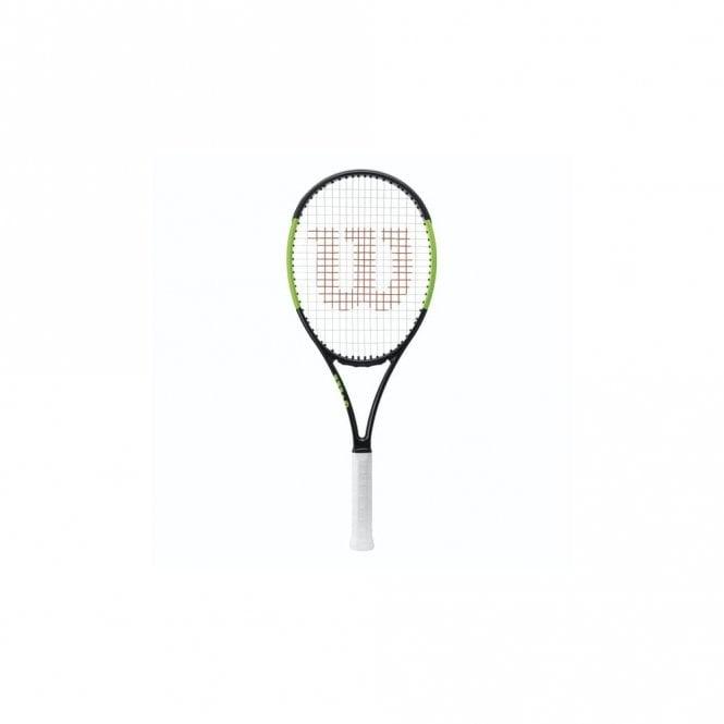 Wilson Blade 101L Tennis Racket 2017 Black/Green 101 Lite