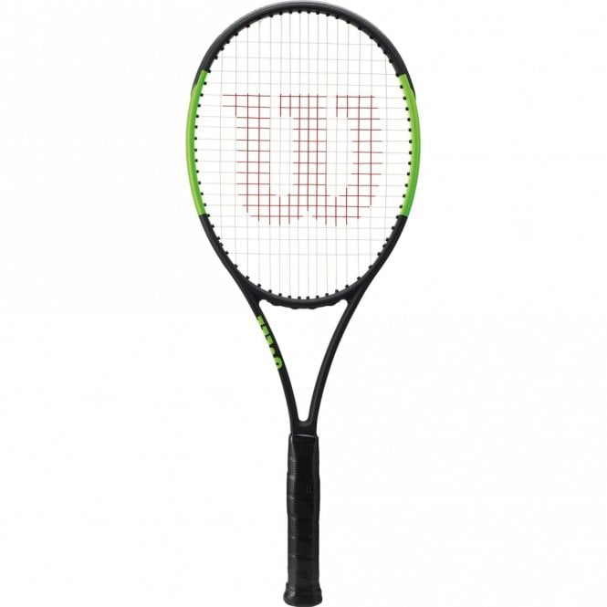 Wilson Blade 98L Tennis Racket 2017 Black/Green