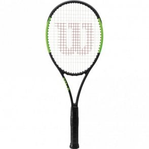 Blade 98L Tennis Racket 2017 Black/Green