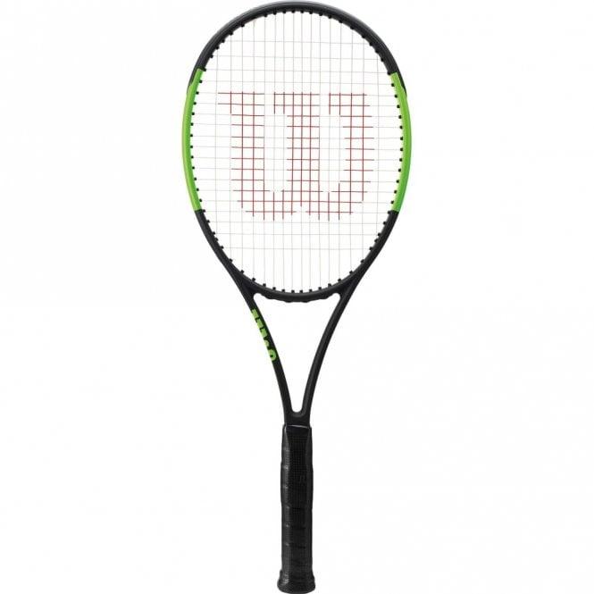 Wilson Blade 98L Tennis Racket 2018 Black/Green