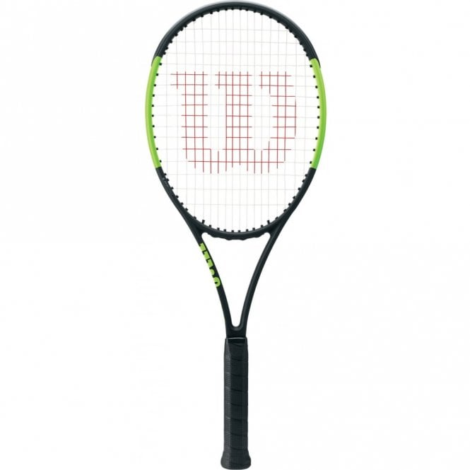 Wilson Blade 98S Countervail Tennis Racket 2018 Black/Green