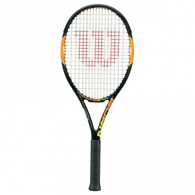 Wilson Burn 100 Team Tennis Racket 2015