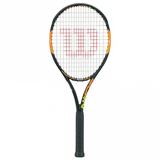 Wilson Burn 100 Tennis Racket 2015