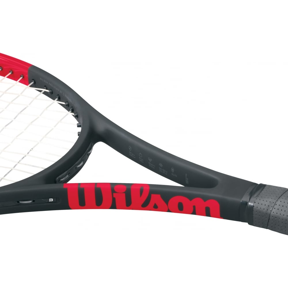 wilson pro staff 97 tennis racket 2017 mdg sports racquet. Black Bedroom Furniture Sets. Home Design Ideas