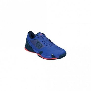 Rush Pro 2.5 Mens Tennis Shoes Spectrum Blue 2018