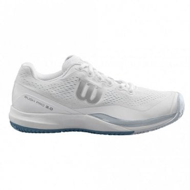 Rush Pro 3.0 Mens Tennis Shoes 2019 White