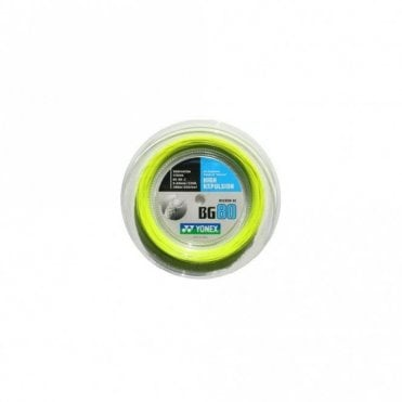 BG80 Badminton String 200m Reel