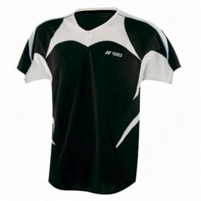 TW1564 VC Mens Badminton Zipped T-Shirt